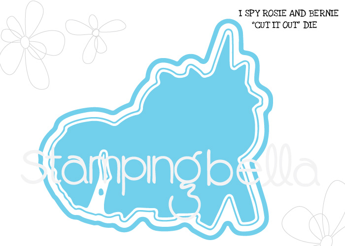 www.stampingbella.com: CUT IT OUT DIE: I SPY ROSIE AND BERNIE