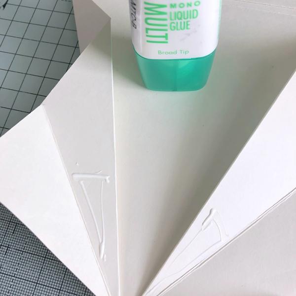 Stamping Bella: Thursday with Sandiebella - Create an Arrow Fold Card