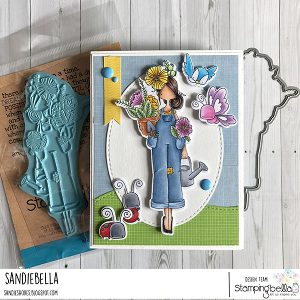 Stamping Bella: Thursday with Sandiebella - Create an Accordion Card