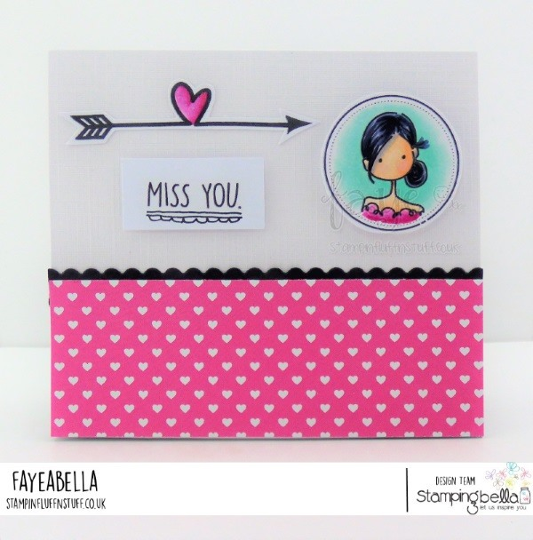 www.stampingbella.com: rubber stamp used UPTOWN SEAL OF APPROVAL.  Card by Faye Wynn Jones