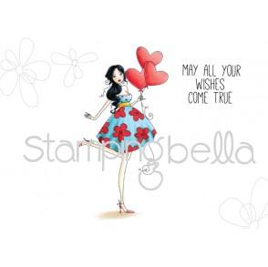 Balloonabella V. 2.0 (set of 2 stamps)