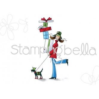 I-LOVE-TO-SHOP-A-BELLA DIGITAL IMAGE
