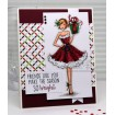 ChristmasGIFTabella (set of 2 stamps)