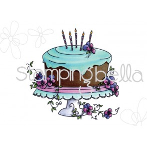 Lulu's BIRTHDAY CAKE DIGITAL DOWNLOAD