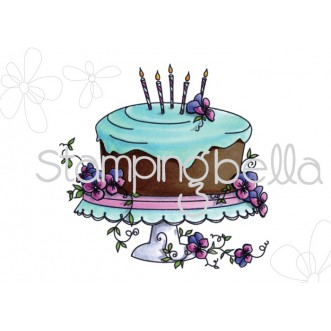Lulu's BIRTHDAY CAKE DIGITAL DOWNLOAD