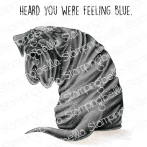 MASTIFF RUBBER STAMP