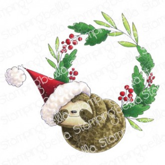 SLOTH WREATH