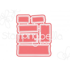 """WASHI TAPE SET  """"cut it out"""" die"""
