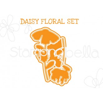 "DAISY FLORAL SET ""CUT IT OUT"" DIE"