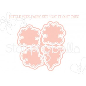 "LITTLE BITS FAIRY SET ""CUT IT OUT"" DIES"