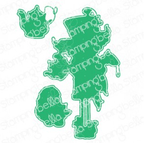 "ODDBALL MAD HATTER ""CUT IT OUT"" DIE (ALICE IN WONDERLAND COLLECTION)"