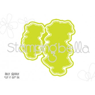 "DAISY SQUIDGY ""CUT IT OUT"" DIES (set of 2 dies)"